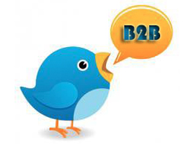 Social Media in a B2B World