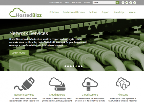 hosted-bizz