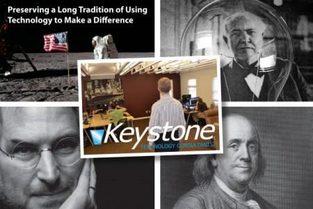 Keystone Technology Post Card
