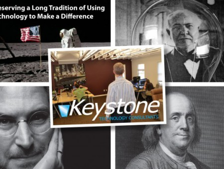 Keystone Technology Post Card
